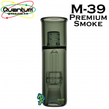 M39 Smoke Premium Micro Bubbler Tube