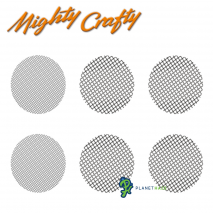 Mighty and Crafty Screen Set
