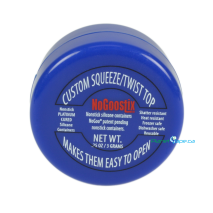 NoGoo Stix Concentrate Container Closed