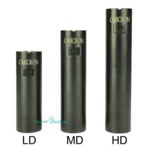 Omicron V4 Battery Size Comparison
