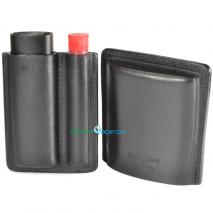 PAX Premium Leather Case Open