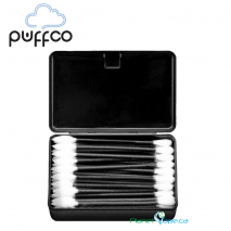 Puffco Cotton Swabs Open Tin