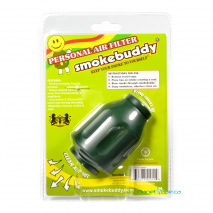 SmokeBuddy Green Back