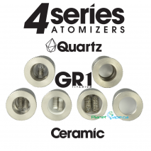 Source 4 Series Atomizer 3 Pack