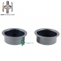 Haze Square Material Pods Side View (2PK)