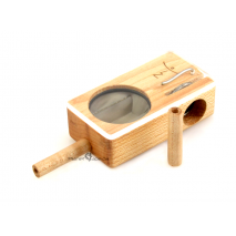 Exotic Wood Stem (Short) - Tiger Maple
