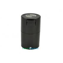 Pocketvac Solid Bottom Black Cap