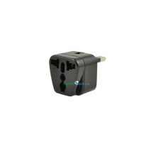 Euro Plug Adapter Female Receptacle
