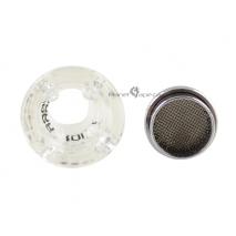 Vapo-Bowl Glass 18mm on Side