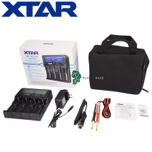 XTAR Dragon VP4 Plus Battery Charger Kit