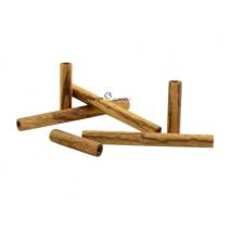 Exotic Wood Stem (Short) - Zebrawood