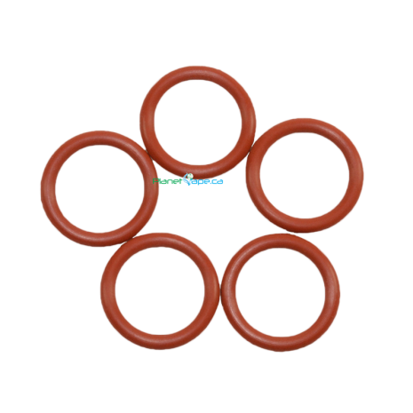 Solo High Temp Silicone O-Rings (5 pack) Regular Thickness