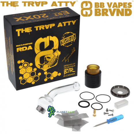 TRVP RDA Atomizer for Concentrates