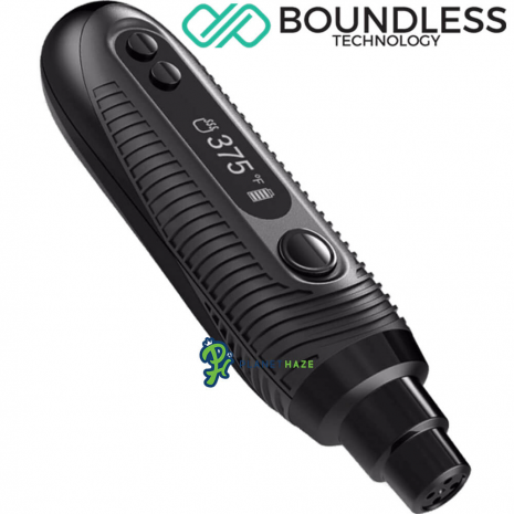 Boundless CFC 2.0 Vaporizer With Water Pipe Adapter (WPA)