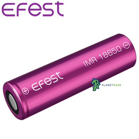 Efest IMR 18650 3500mAh 20A Battery Cell