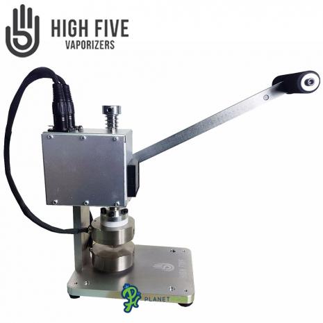 High Five V3 Manual Rosin Press Side