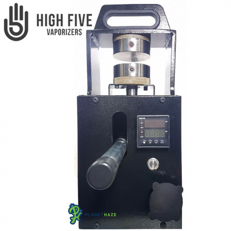 High Five 3 Ton Hydraulic Rosin Press