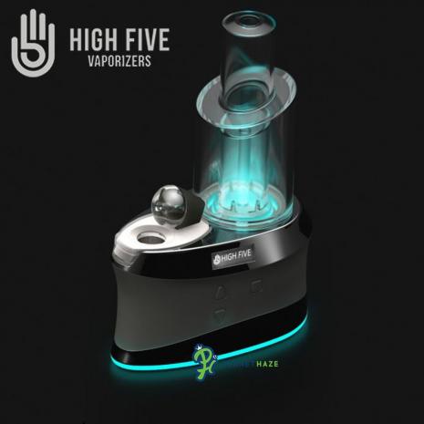High Five DUO Smartest Wireless E-Rig Vaporizer