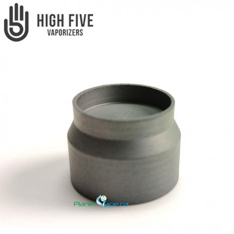 High Five DUO Silicone Carbide Bowl (SiC) Bottom