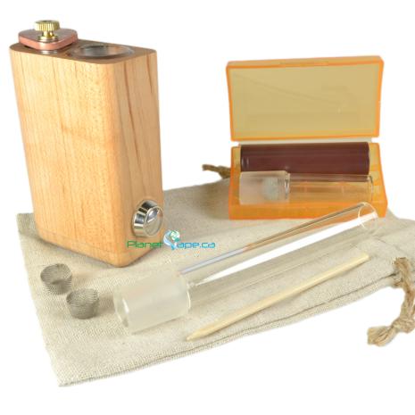 Rasta Buddha Tao Milaana Vaporizer Kit