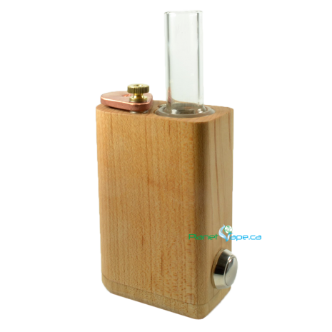 Milaana Vaporizer with Short Mouthpiece