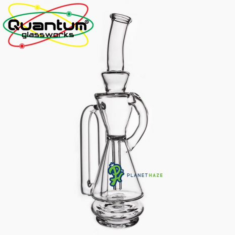 Puffco Peak Glass Recycler by Quantum Glassworks
