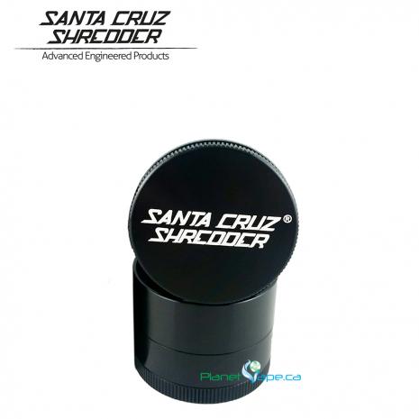 Santa Cruz Shredder Small 4pc Black