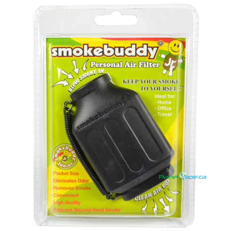 SmokeBuddy Jr Black