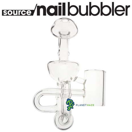 SOURCE nail XL Glass Recycler
