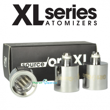SOURCE XL Series Atomizer 1Pack