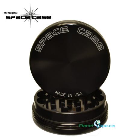 Space Case Titanium Magnetic Grinder Large 2 Piece