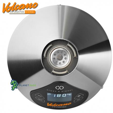 Volcano Hybrid Vaporizer Top