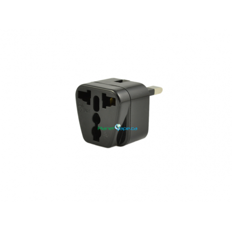 UK Plug Adapter Female Receptacle