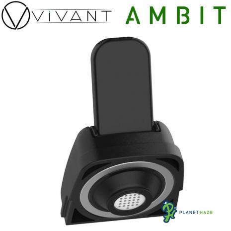 Vivant Ambit Vaporizer Mouthpiece Underside