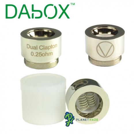 Vivant Dabox Dual Quartz Clapton Coil
