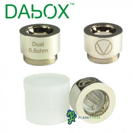 Vivant Dabox Dual Quartz Coil