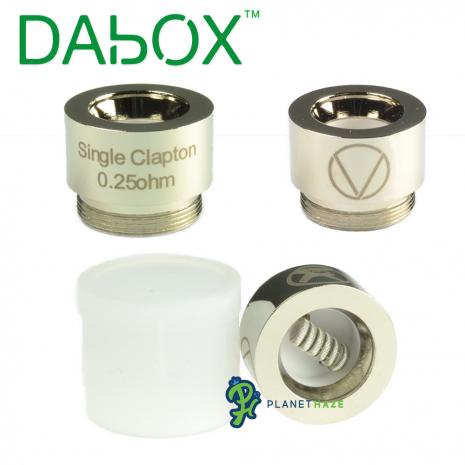 Vivant Dabox Single Quartz Clapton Coil