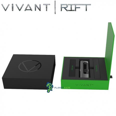 Vivant Rift Vaporizer In Box