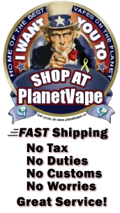 Uncle Sam Wants You to Buy from PlanetVape